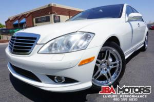 2008 Mercedes-Benz S-Class 08 S550 AMG Sport Package S Class 550 FULLY LOADED