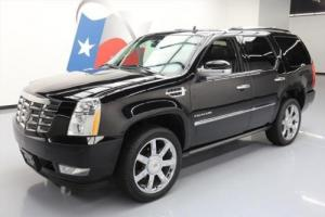 2014 Cadillac Escalade LUX LEATHER SUNROOF NAV 22'S