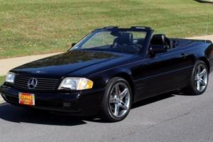 1997 Mercedes-Benz SL320 --