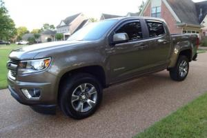 2016 Chevrolet Colorado Crew Cab 4WD Z71