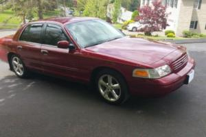 2002 Ford Crown Victoria Sport