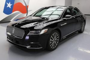 2017 Lincoln Continental SELECT PANO ROOF REAR CAM