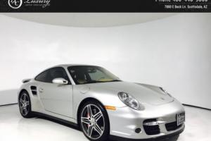 2008 Porsche 911 Turbo Coupe | Sport Chrono | Only 4K Miles | Tiptr