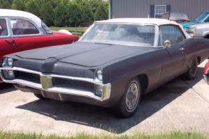 1967 Pontiac Bonneville ltd