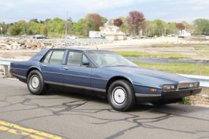 1985 Aston Martin Lagonda -- Photo