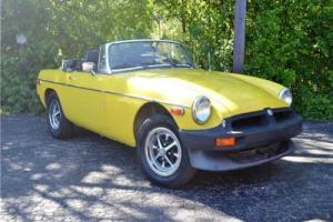 1980 MG Other black
