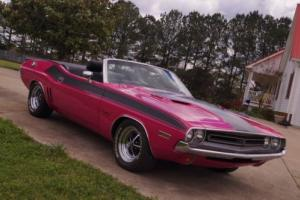 1971 Dodge Challenger CONVERTIBLE Photo