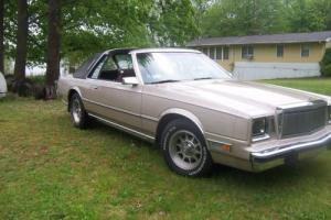 1982 Chrysler Cordoba Photo