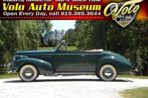 1939 Buick 46 C Special Convertible Photo