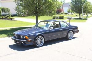1987 BMW 6-Series Photo