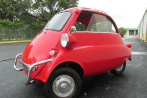 1957 BMW Isetta 300 for Sale