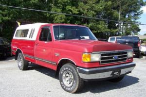 1989 Ford F-150 Photo