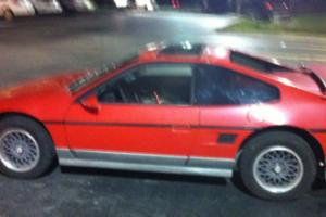 1986 Pontiac Fiero Photo