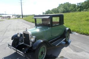 1926 Chevrolet landau  superior