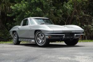 1966 Chevrolet Corvette L79 Four-Speed #s matching