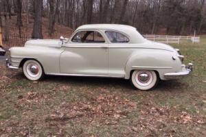 1946 Chrysler Royal Photo