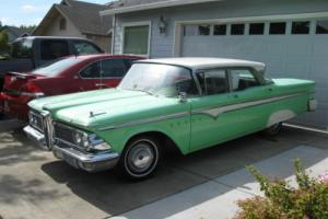 1959 Edsel Ranger 4-Door Sedan Photo