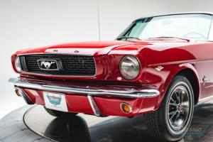 1966 Ford Mustang Convertible 289 V8 4V Automatic