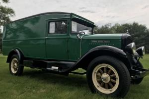 1931 GMC T17 Panel Delivery Truck