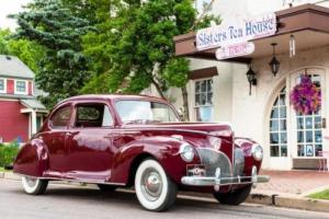 1941 Lincoln MKZ/Zephyr 2-Door
