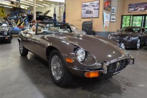 1972 Jaguar E-Type SIII -- Photo