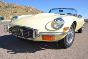 1973 Jaguar E-Type Photo