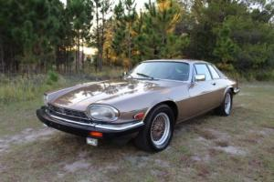 1989 Jaguar XJS Jaguar XJS Coupe - Original 46k MILES - 5.3L  V-12 Photo