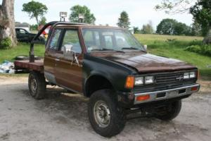 1983 Nissan Other Pickups Photo