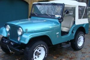 1969 Willys CJ 5