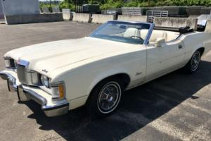 1973 Mercury Cougar XR7 Photo