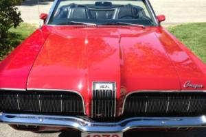1970 Mercury Cougar Photo