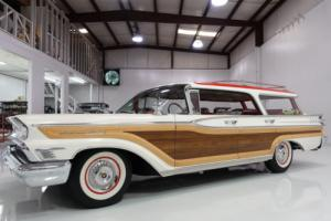 1959 Mercury Colony Park Station Wagon Colony Park Station Wagon Photo