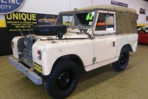 1962 Land Rover Other 88 RHD Photo