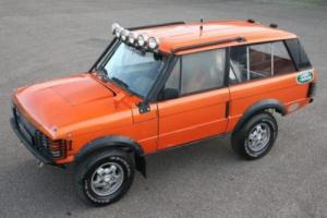 1973 Land Rover Range Rover Desert racer Photo
