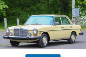 1976 Mercedes-Benz 300-Series Diesel Photo