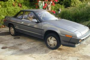 1988 Subaru XT6 AWD Photo