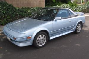 1989 Toyota MR2 Photo