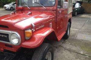 1977 Toyota FJ Cruiser Photo