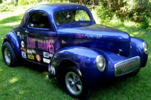 1940 Willys 40 Photo