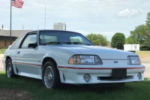 1989 Ford Mustang Mustang