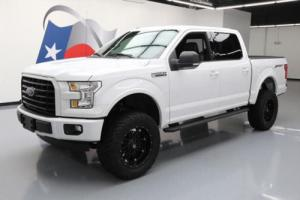 2015 Ford F-150 SPORT CREW 5.0 LIFTED LEATHER 20'S