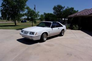 1984 Ford Mustang