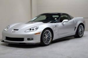 2011 Chevrolet Corvette ZR1 w/3ZR