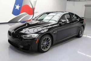 2015 BMW M4 COUPE EXECUTIVE 6-SPEED SUNROOF NAV HUD