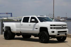 2016 Chevrolet Silverado 3500 HIGH COUNTRY