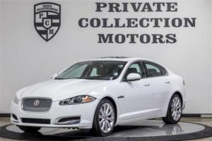 2014 Jaguar XF V6 Supercharged (1 OWNER)