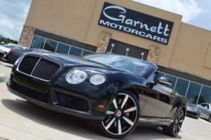 2014 Bentley Continental GT CONVERTIBLE * MULLINER EDITION * EXCELLENT COND!