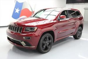 2016 Jeep Grand Cherokee HIGH ALTITUDE PANO NAV