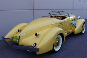 1936 Replica/Kit Makes Auburn Speedster 851 Photo