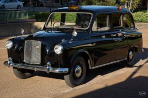 1964 Austin FX4 Taxi Cab -- for Sale